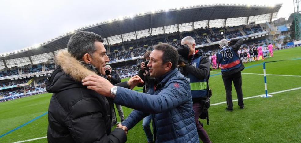 El entrenador del Levante no pone pegas a la derrota