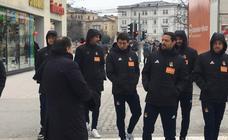 La Real Sociedad combate el frío de Salzburgo al calor de su afición