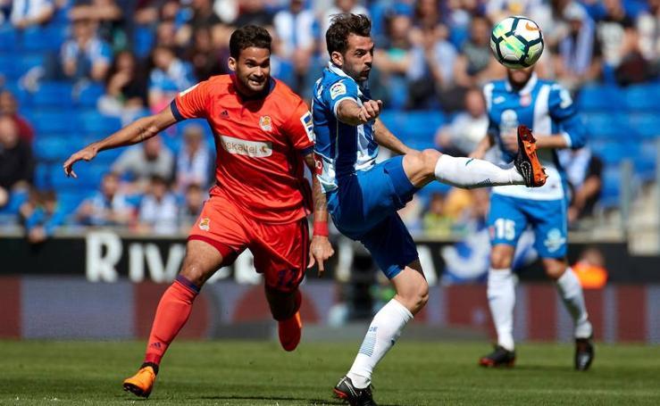 Espanyol-Real Sociedad, en imágenes