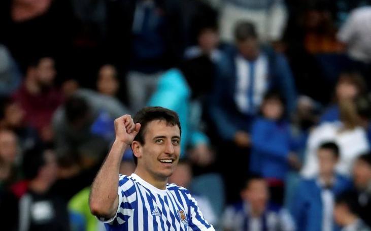 Real Sociedad 5 - Girona 0