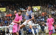 Agirretxe se perderá el derbi ante el Athletic por lesión