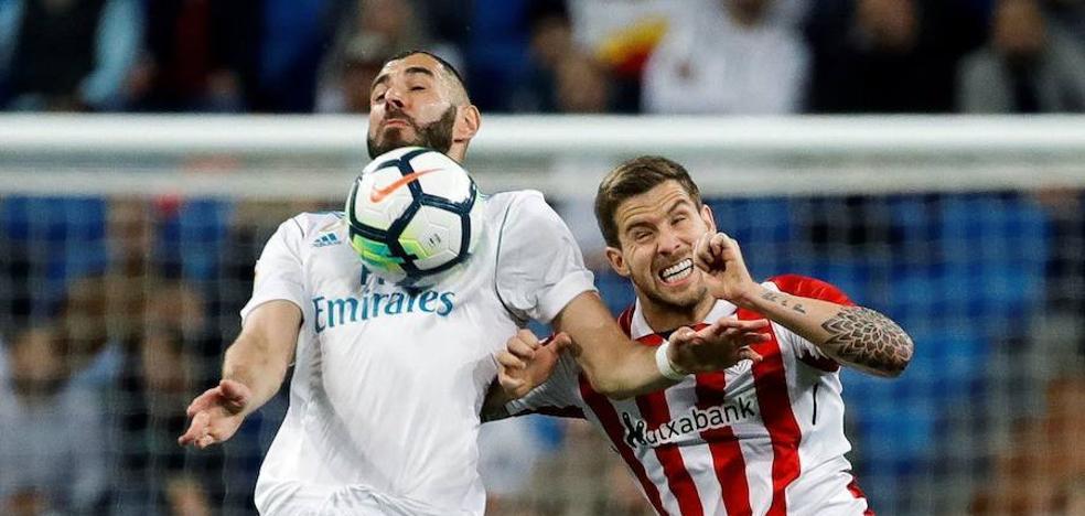 Iñigo Martínez, la última afrenta del Athletic