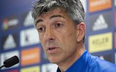 Imanol Alguacil: «Ganar al Athletic no son solo tres puntos más»