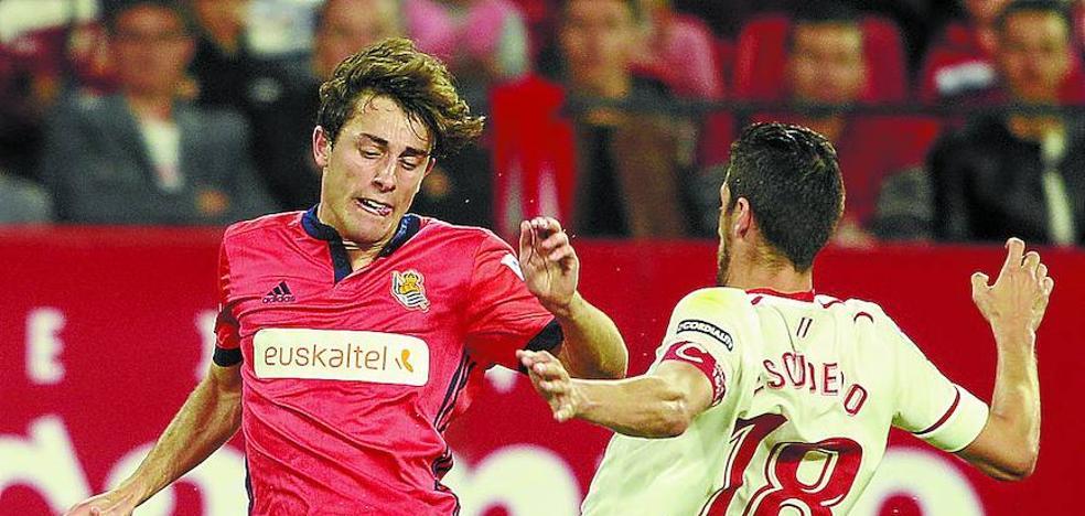 Espesos: el uno a uno de la Real Sociedad frente al Sevilla