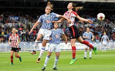 La Real Sociedad se medirá al Athletic en los cuartos de final de la Copa de la Reina