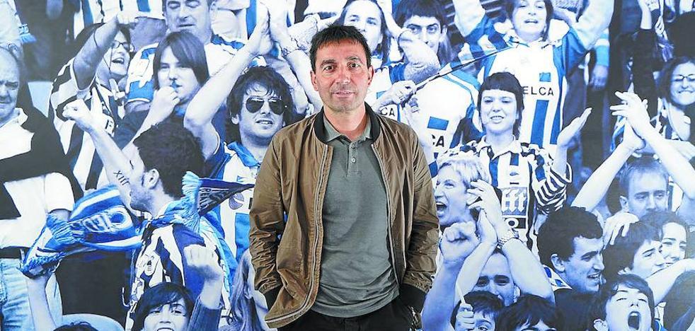 Asier Garitano: «En un mismo partido deberíamos jugar de tres formas diferentes»