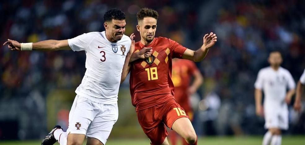 Januzaj y Héctor Moreno estarán en el Mundial