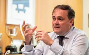 Jokin Aperribay: «Garitano nos va a ayudar en ahondar la filosofía de la Real»