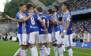 La Real Sociedad se medirá al Stuttgart y Friburgo en agosto