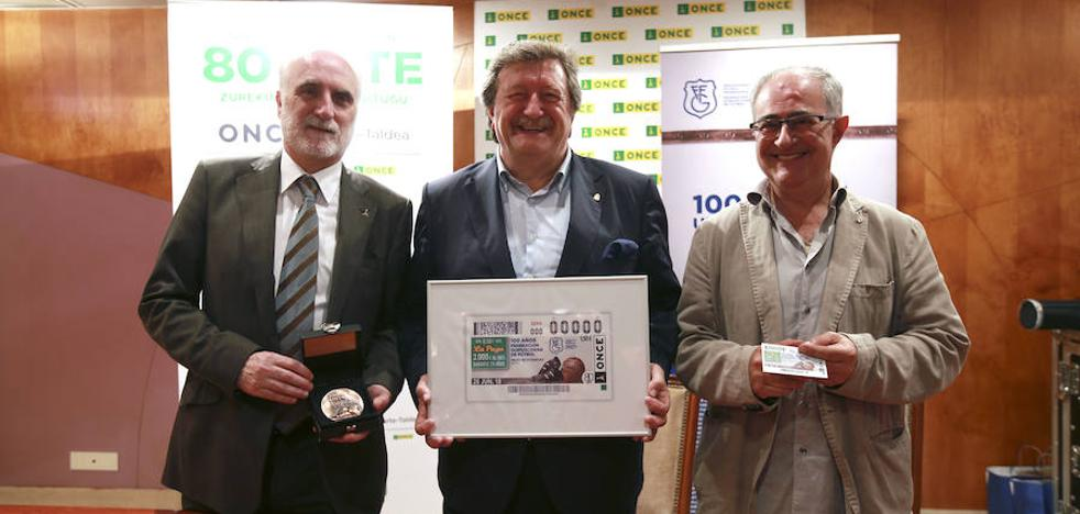 Juan Luis Larrea: «Me agrada que se apueste y se dé la opción a Garitano»