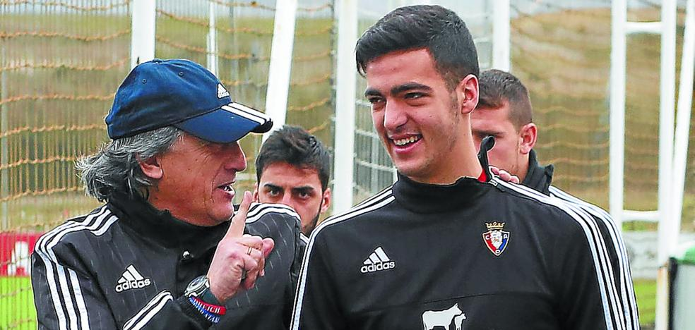 Enrique Martín Monreal: «Illarramendi y Merino juntos le pueden dar mucho fútbol a la Real Sociedad»
