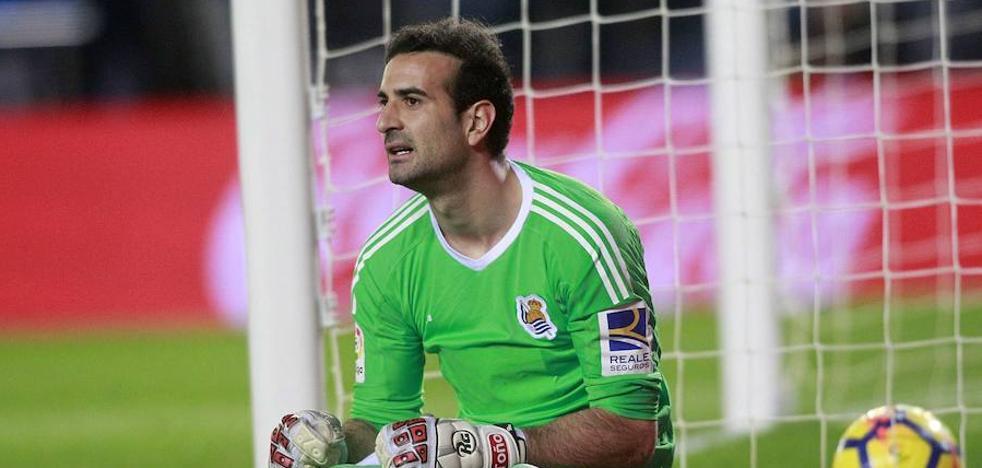 La Real pone fin a la relación contractual con Toño Ramírez