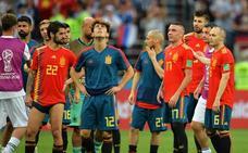 Álvaro Odriozola se despide del Mundial de Rusia sin jugar