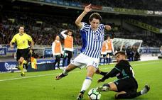 Álvaro Odriozola, un lateral moderno en campo contrario