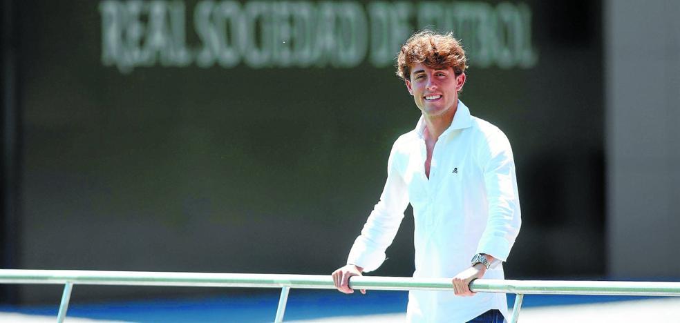 Odriozola ya es del Real Madrid