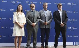 Jokin Aperribay quiere «ideas innovadoras» para el nuevo Anoeta, su mayor inversión