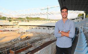 Mikel Merino: «El proyecto de la Real Sociedad es muy bonito»