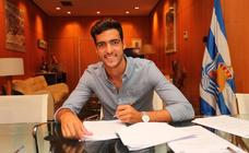Mikel Merino, nuevo fichaje de la Real Sociedad