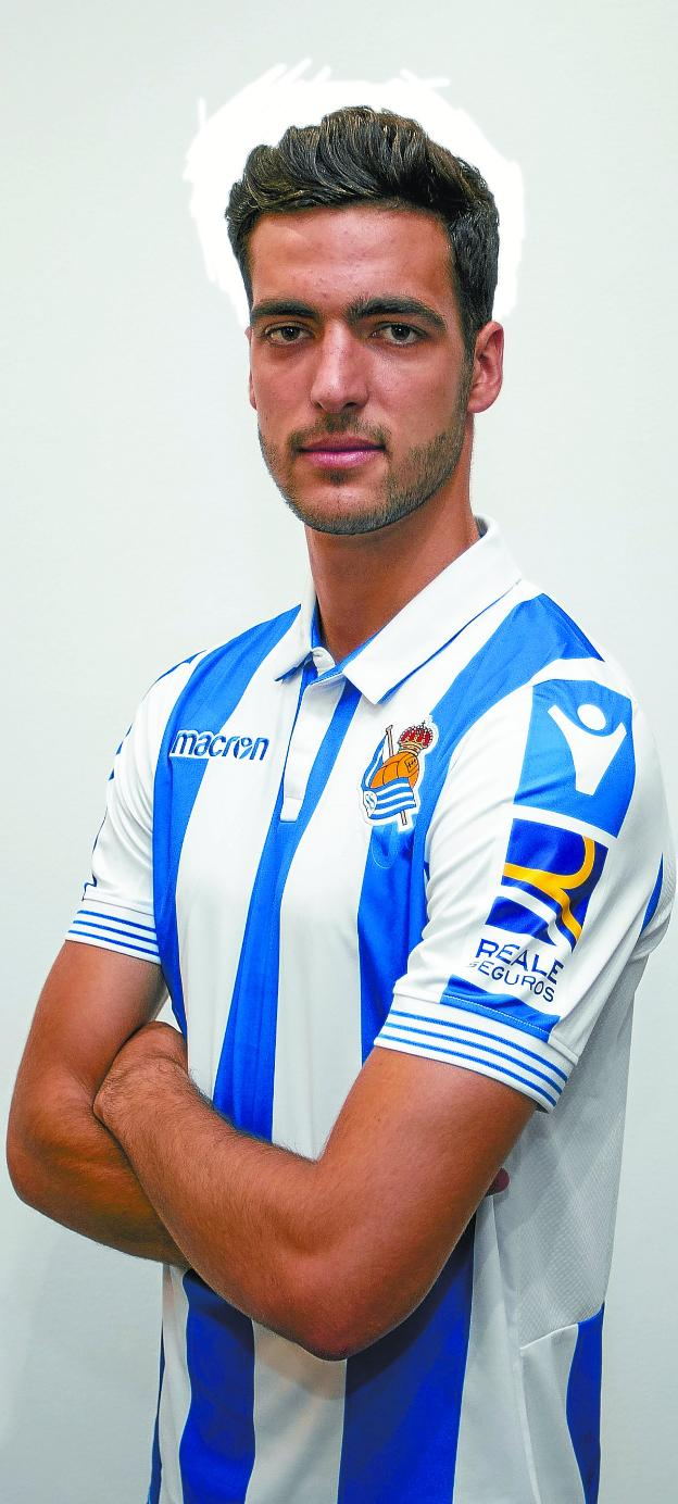 Camiseta Real Sociedad Illarramendi