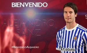 El Numancia ficha a Alejandro Sanz