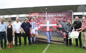 La Real Sociedad jugará en Irun la final de la Euskal Herria Txapela frente al Athletic