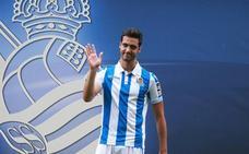 Mikel Merino: «La Real Sociedad es el lugar idóneo para crecer»