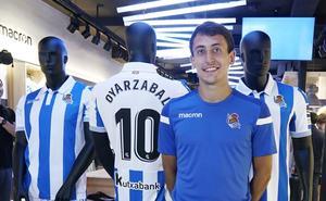 Mikel Oyarzabal, en el top 10 mundial de jugadores jóvenes más valiosos