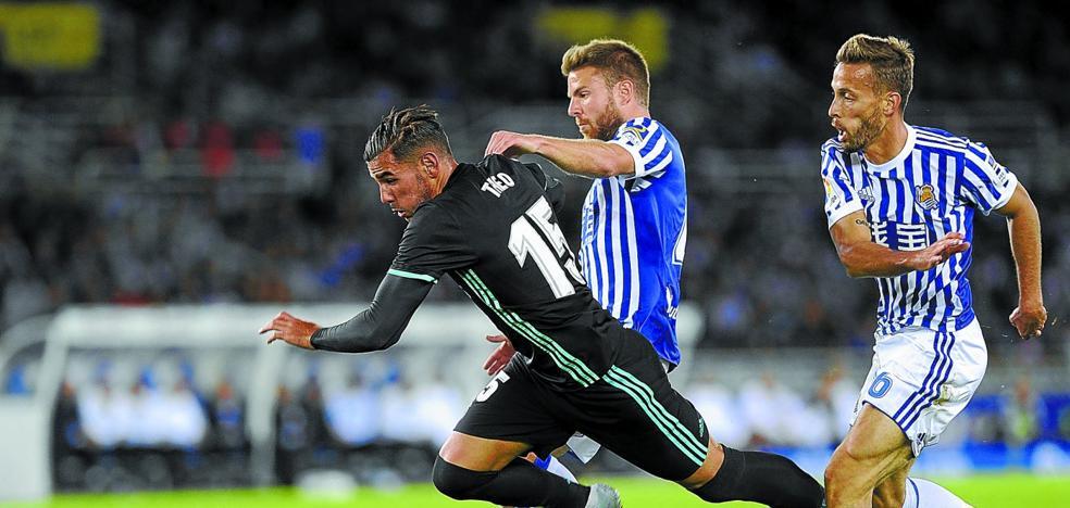La Real Sociedad espera iniciar en breve la negociación con el Madrid por Theo Hernández