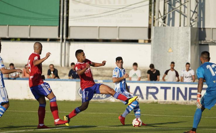 Real Sociedad-Zaragoza, en imágenes