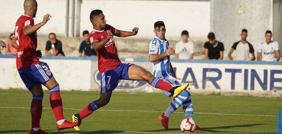 La Real no puede con el Zaragoza (1-2)