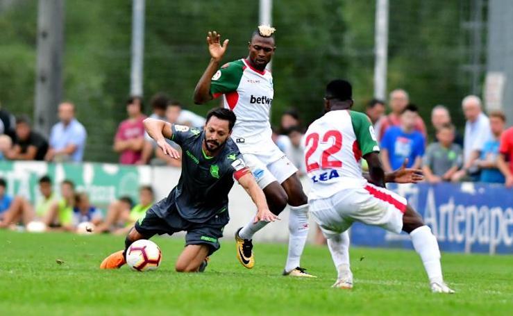 Real Sociedad 1 - Alavés 2