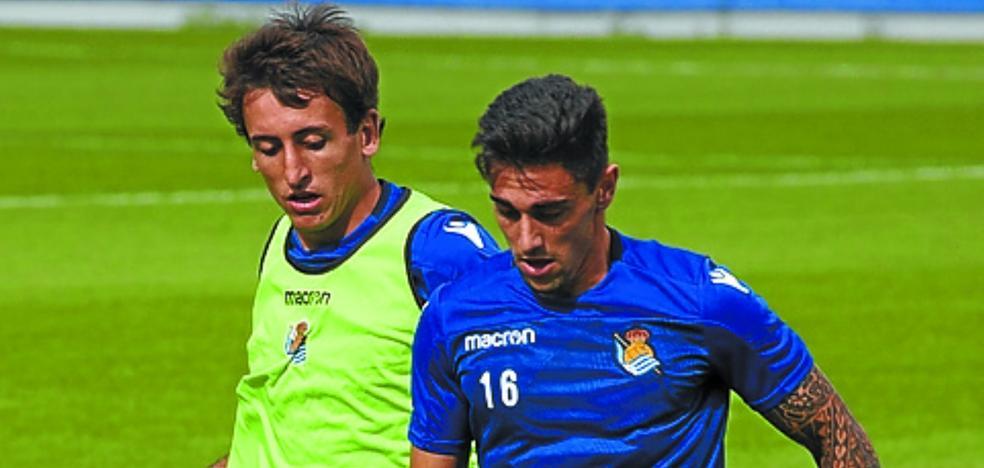 Garitano se queda con Sangalli y Merquelanz