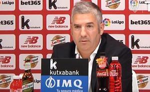 Urrutia: «El Athletic no ha hecho ninguna oferta concreta por Oyarzabal ni por Merino»