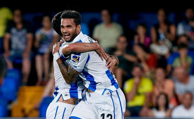 Villareal-Real Sociedad