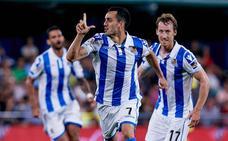 Villarreal-Real Sociedad: Dulce arranque de Liga