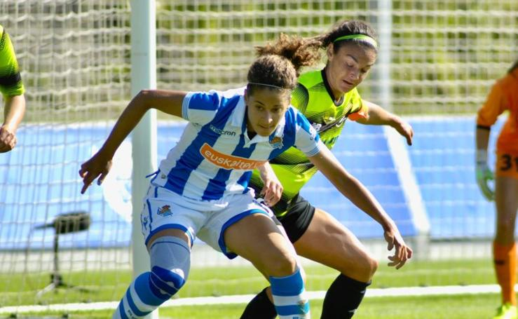 La Real, tercera en la Gipuzkoa Elite Women Football Cup