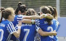 La Real Sociedad, a por el tercer puesto ante el Fortuna