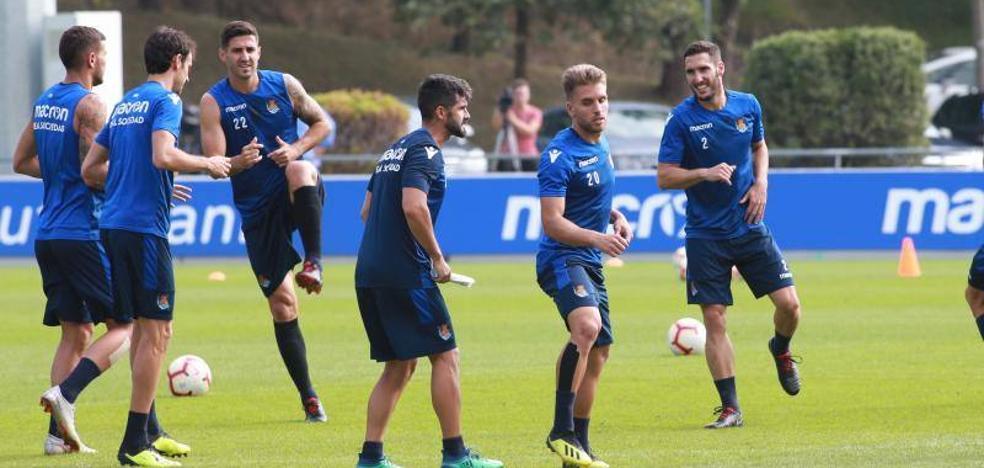 Garitano echa mano de la Real Sociedad B