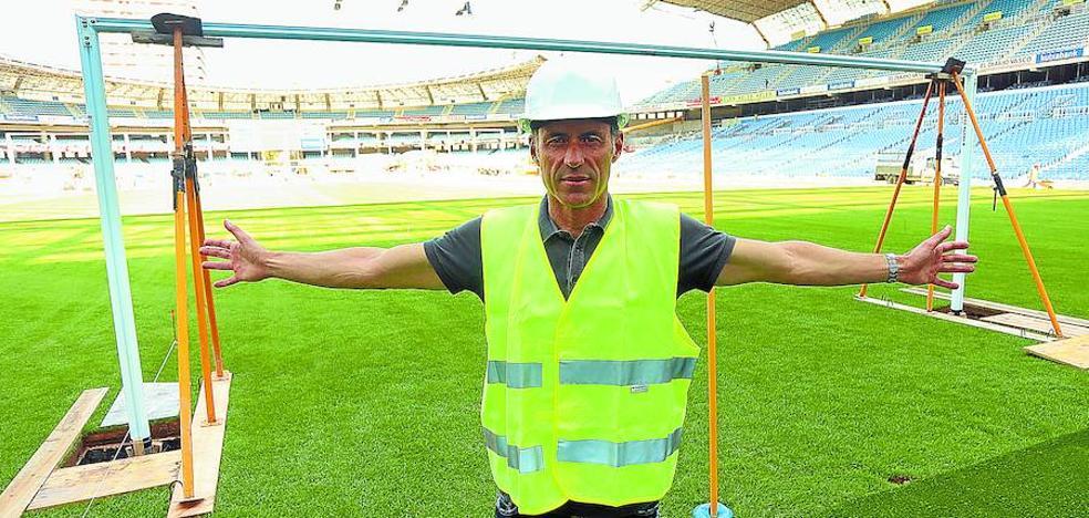 Alberto López: «Ahora el portero sí va a notar la presión»