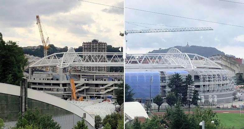 Avanza la colocación del ETFE