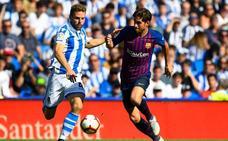 Todos los vídeos del Real Sociedad - Barcelona