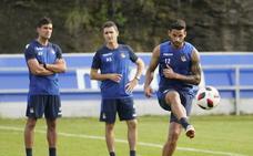 Willian José se entrena y podría viajar a Huesca