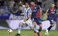 Las imágenes del Hueca - Real Sociedad