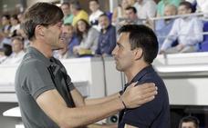 Garitano: «Era importante puntuar porque veníamos de dos derrotas»