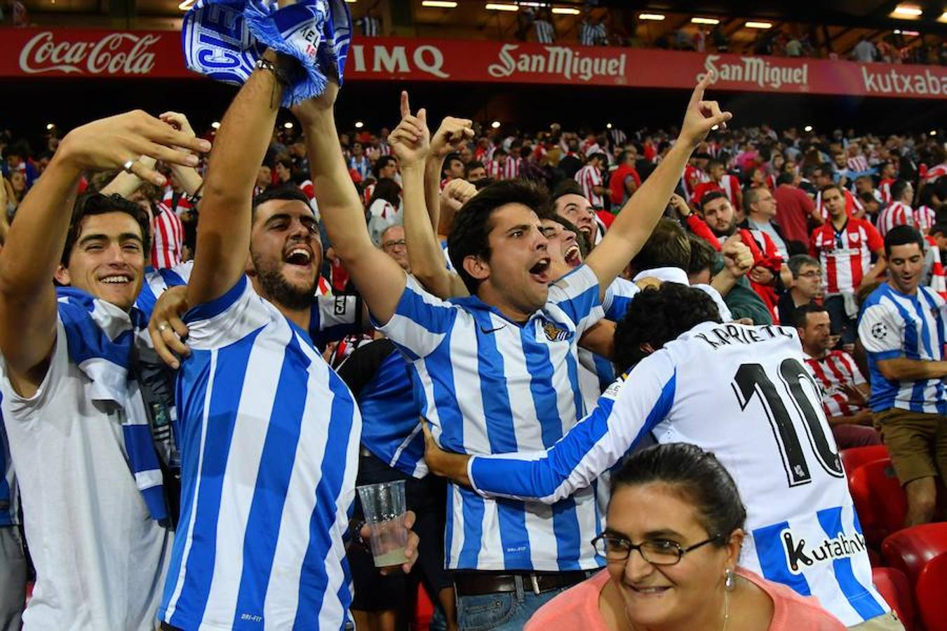 Athletic 1 - Real Sociedad 3