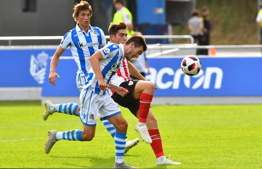 Sanse 1 - 0 Bilbao Athletic