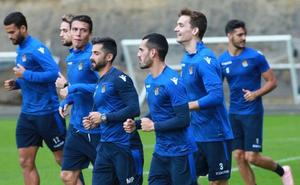 Seis sesiones para preparar el duelo contra el Girona del lunes 22
