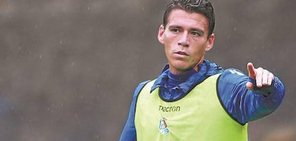 Héctor Moreno, jugador de la Real Sociedad: «Soy realmente feliz con lo que tengo aquí, ¿por qué iba a marcharme a otro club?»