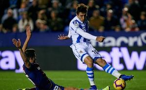 Oyarzabal juega hoy con la sub-21 un amistoso ante Dinamarca en Las Gaunas
