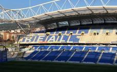 La Real Sociedad dibuja su nombre en el nuevo Anoeta